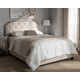 Button Tufted Full Upholstered Bed