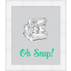 Giclee Oh Snap! Wall Art