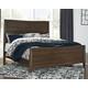 Kisper Queen Panel Bed