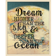 Giclee Dream Higher Wall Art