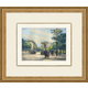Giclee Stroll in the City Wall Art