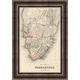 Giclee Charleston Map Wall Art