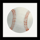 Giclee Baseball Wall Art