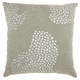 Modern All Over Beaded Couture Luster Pillow