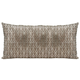 Modern Moorish Leaves Couture Pillow