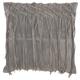 Modern Macrame Fring Tassel Couture Pillow