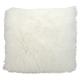 Modern Remen Poly Faux Fur Pillow