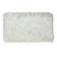 Modern Lurex Remen Faux Fur Pillow