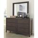 Dellbeck Dresser and Mirror