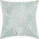 Modern Fan Design Luminescence Celadon Pillow