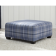 Reevesville Oversized Accent Ottoman