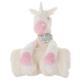 Kids Plush Unicorn With Blanket Animal Pillow
