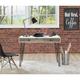 Retro Desk with Drawer