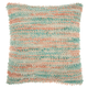Modern Space Dyed Woven Life Styles Multicolor Pillow