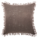 Modern Woven Ombre Life Styles Charcoal Throw
