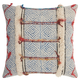 Modern Diamonds Stonewash Life Styles Multicolor Pillow