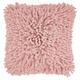 Modern Velvet Sponge Finger Life Styles Rose Pillow