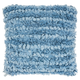 Modern Loop Shag Ocean Pillow