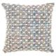 Modern Woven Loop Dots Outdoor Pillows Multicolor Pillow