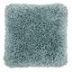 Modern Lush Yarn Shag Celadon Pillow