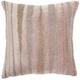 Modern Beaded Waves Luminescence Nude Pillow