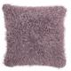 Modern Candy Lurex Shag Lavender Pillow