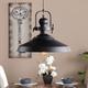 Industrial Nonna Bell Pendant Light