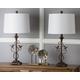 Metal Table Lamp (Set of 2)