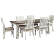 Havalance Dining Table and 6 Chairs