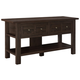 Cherry Finish Miri Apothecary TV Stand for TVs up to 55