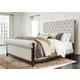 Hillcott Queen Upholstered Bed