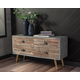 Camp Ridge Sofa/Console Table