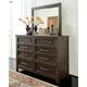 Hillcott Dresser and Mirror