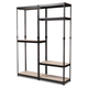 Metal 7-Shelf Closet Storage Organizer