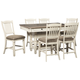 Bolanburg Counter Height Dining Table and 6 Barstools