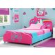 Delta Children JoJo Siwa Upholstered Twin Bed