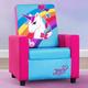 Delta Children JoJo Siwa High Back Upholstered Chair