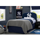 Delta Children MLB New York Yankees Kids Twin Headboard