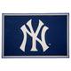Delta Children MLB New York Yankees Soft Area Rug