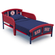 Delta Children MLB Boston Red Sox Plastic Toddler Bed