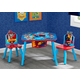 Delta Children Nick Jr. PAW Patrol Table and Chair Set with Storage