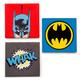 Delta Children DC Comics Batman 3-Piece Canvas Wall Art Set