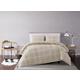 Plaid 3-Piece Full/Queen Comforter Set