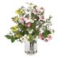 Home Accent Dogwood Silk Flower Arrangement