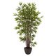 Home Accent 6' Bamboo Silk Tree with Planter