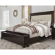 Brynhurst Queen Upholstered Bed with Storage Bench