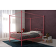 Kids Metal Canopy Full Bed