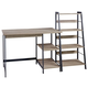 Soho Home Office Desk and Shelf