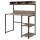 Daylicrew Home Office Desk and Hutch
