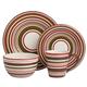 Home Accents 16-Piece Dinnerware Set